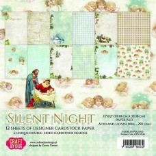 Craft and You Silent Night 12x12