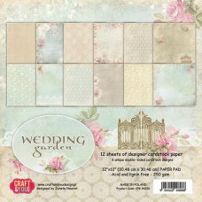 Craft and You Wedding Garden 12X12