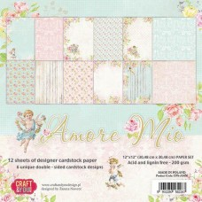 Craft and You Amore Mio 12x12
