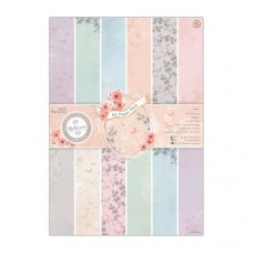 Papermania A5 Paper Pack - Bellisima