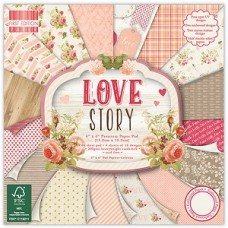 First Edition Love Story 6x6