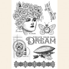G45 Dream - Clear Acrylic Stamp