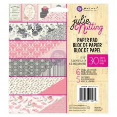 "Prima   Julie Nutting - 6x6 Paper Pad Double-Sided Paper Pad 6""X6"" 30/Pkg"