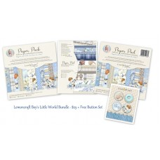 Lemoncraft Boy's Little World Bundle