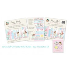 Lemoncraft Girl's Little World Bundle