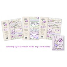 Lemoncraft My Sweet Provence Bundle