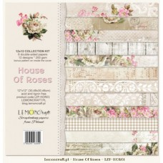 Lemoncraft House of Roses 12X12 Set