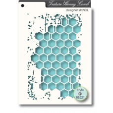 Memory Box - STENCILS- Honey Comb