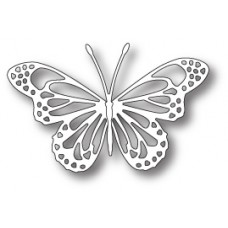 Memory Box  DIES- Lunette Butterfly