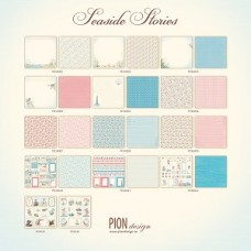 Pion Design - Complete collection - Seaside Stories