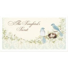 Pion Design - Songbird Secret 12x12  - NEW!
