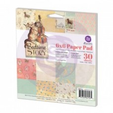 Prima 6x6 Paper Pad-Bedtime Story