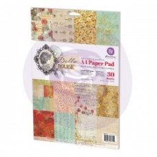 Prima A4 Paper Pad-Bella Rouge