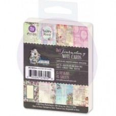 Prima 3x4 Journaling Pad - Garden Fable