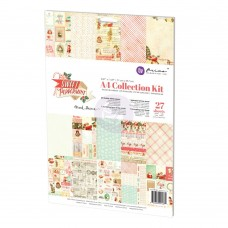 Prima Sweet Peppermint A4 Collection Kit