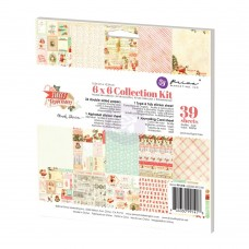 Prima Sweet Peppermint 6x6 Collection Kit