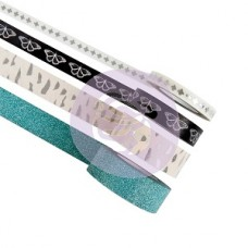 Prima Zella Teal - Decorative tape