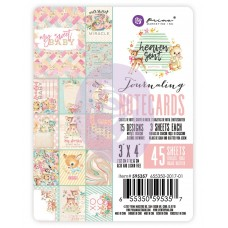 Prima Heaven Sent 2 - 3X4 Journaling Cards