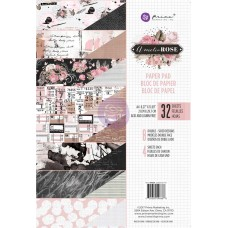 Prima Amelia Rose A4 Paper Pad