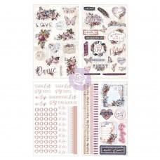 Prima Lavender - Stickers