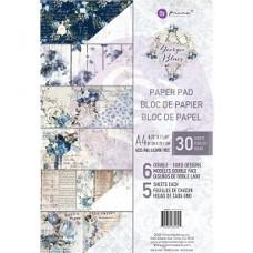 Prima Georgia Blues A4 Paper Pad