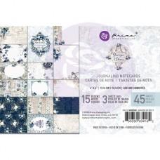 Prima Georgia Blues 4X6 Journaling Cards
