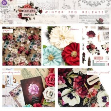 Prima Midnight Garden Bundle Free Ship