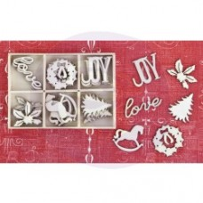 Holiday Jubilee-WOOD ICONS IN A B by Prima