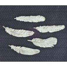 Prima Resin- FEATHER by Prima