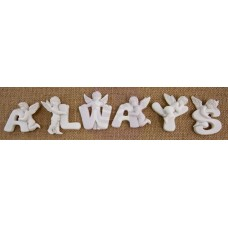 "Prima Resin Angels ""Always"""