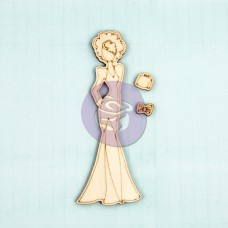 Prima Julie Nuttings WOODEN DOLL - MORGAN