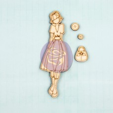 Prima Julie Nutting WOODEN DOLL - NAOMI