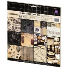 Prima Cartographer- Collection Kit