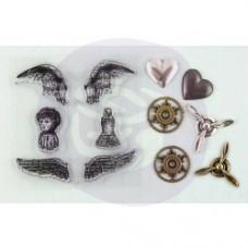 Stamp-n-Add: Angel Wings