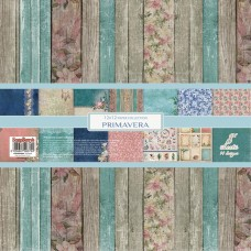 ScrapBerry's Primavera 12x12 Collection