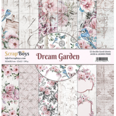 ScrapBoys Dream Garden 12x12