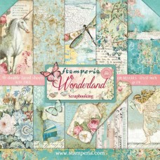 Stamperia 12x12 Wonderland