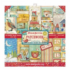 Stamperia  Patchwork 12x12