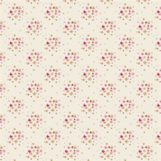 Tilda Apple Bloom: Jean, Dove White: Fat Quarter