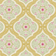 Tilda Apple Bloom: Aurora, Tan Yellow : Fat Quarter