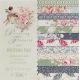 Tilda Painting Flowers: Mini Pattern Pad 6x6