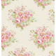 Tilda Painting Flowers: Summer Floral Dove W - FQ