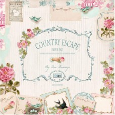 Tilda Country Escape 12X12