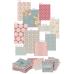 Tilda charm pack TinyTreasures - 42 PC Fabric