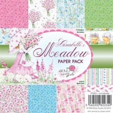 Wild Rose Studio Annabelle Meadow - 6x6 Paper Pack