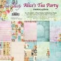 Alice's Tea Party 6x6