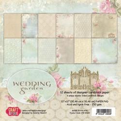 Craft and You Wedding Garden 12X12