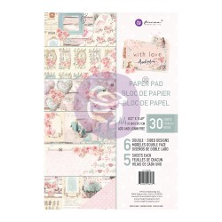 With Love Collection A4 Paper Pad