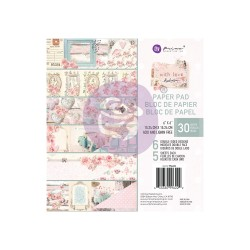 With Love Collection 6x6 Paper Pad