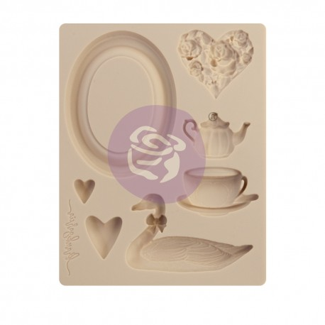 With Love Collection Silicone Mould